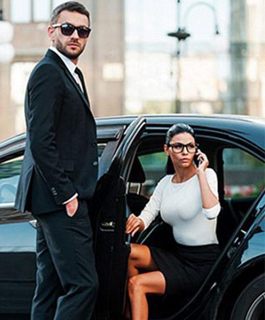 легковых автомобилей бизнес класса
