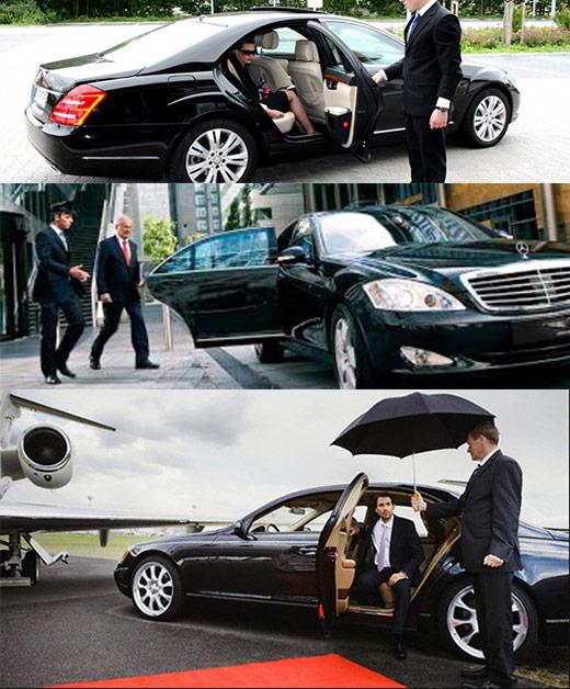 автомобилей бизнес класса не старше 5-ти лет